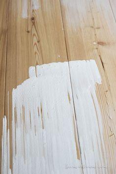 Dielenboden Weiß dielenboden weiss streichen floor bedrooms