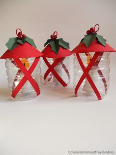 a great Xmas project to make with the little ones