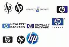 Hewlett Packard (HP) went through a lot of logo changes since its founding in but it seems to have settled for a logo with two simple letters. Hewlett Packard, Starting A Business, Tech Logos, Logo Branding, Inventions, Logo Design, Graphic Design, Company Logo, Letters