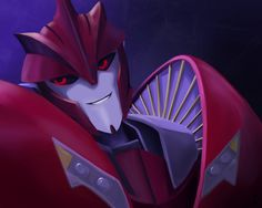 ♡ On Pinterest @ kitkatlovekesha ♡ ♡ Pin: TV Show ~ Transformers Prime ~ Knock Out ♡