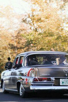 Mercedes slammed