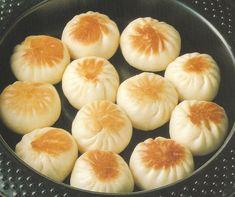 Steamed-fried Pork Buns, Dumpling, Bun & Dim-Sum, Chinese Recipe ...