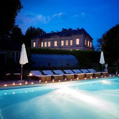 Chateau chic - step inside this beautiful property in France | Ideal Home
