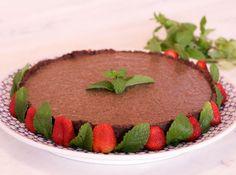 Torta de banana com chocolate | Portal Namu