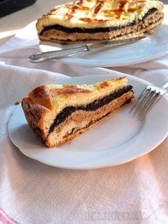 (Štedrák) - Slovakian layered Christmas cake.
