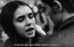 The Vampire Diaries The Originals 3, Vampire Diaries The Originals, Kathrine Pierce, Tvd Quotes, Popular Book Series, Damon And Stefan, Hello Brother, Vampire Diaries Quotes, Original Vampire