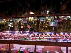Ibericus: delicatessen store / tapas bar / restaurant in Amsterdam a true jamon heaven! | http://www.yourlittleblackbook.me/ibericus-tapas-bar-in-amsterdam/