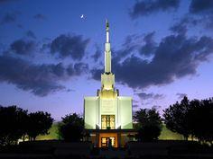 Denver Colorado Temple, 10/20/2012