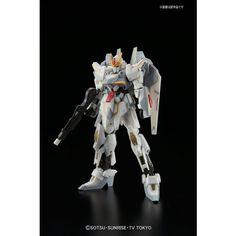 HGBF Luna Gazer Gundam - 1/144 Scale