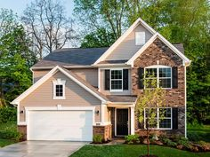 Lennar New Homes For Sale - Building Houses and Communities Ryland Homes, Exterior House Colors, New Homes For Sale, Style At Home, Real Estate Marketing, Building A House, Shed, Outdoor Structures, Cabin