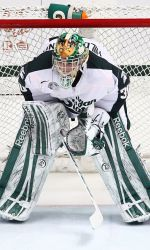 In the record books and on Michigan State's overall record, it will go down as a tie. But to Spartan players, coaches and fans, it felt like gut-wrenching defeat. The Spartans rallied to tie the game with 16.4 seconds left in the third period but, after a scoreless overtime, the Spartans lost to Western Michigan 1-0 in a shootout and are relegated to playing in the third-place game in the 48th Great Lakes Invitational. 12.29.12
