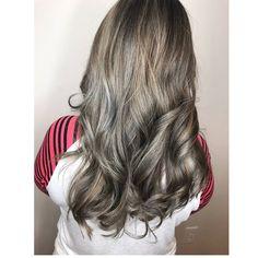 Ash Hair #salonedenofraleigh #hairbyjoemary Follow her on instagram @joemaryrodriguezhairstylist