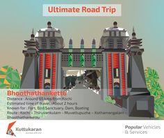 Ultimate Road Trip - Bhoothathankettu #RoadTrip #Kerala #FamilyVacation #Excursion #Lake #Dam #Boating