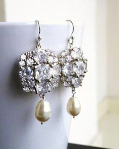 possible wedding earrings