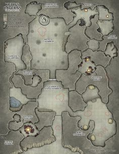2370 Best RPG Maps images in 2019 | Dungeon maps, Maps, Cartography