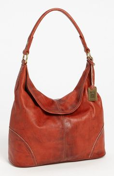 Frye 'Campus' Hobo, Large available at #Nordstrom