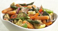 Roasted Vegetables Recipe | McCormick