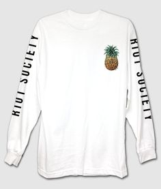 DROP ALERT:  Ornate Pineapple ...     http://thedrop.com/products/ornate-pineapple-mens-long-sleeve-t-shirt-1?utm_campaign=social_autopilot&utm_source=pin&utm_medium=pin    --  #thedrop #thenewnew #streetwear #sneaker #skateboarding