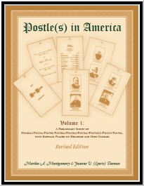 Postle(s) In America, Volume A prelininary survey of Possels/Postal/ Postel/ Poostell/ Postels/ Postill/ Postle(s)/ Postly/ Postol, with emphasis placed on Delaware & Ohio Families. Lewis Thomas, Military Records, Sussex County, Family Genealogy, Delaware, America, Ohio, Families, England