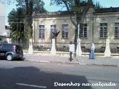 Museu de Santo André - SP desenhosnacalcada.blogspot.com.br #museus #cultura #cidadania #lugares #historia #saopaulo #turismo
