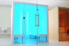 Sensatilon Steam Bath by Carmenta  - Chromotherapy - relax - wellness - beauty