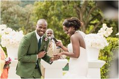 An Intimate Wedding in South Africa by Aleit Wedding Coordination. This beautiful African couple travelled from the USA to have their wedding in SA Wedding Season, Wedding Day, Wedding Styles, Wedding Photos, Pink Book, Party Guests, Wedding Coordinator, Travel Couple, Wedding Details