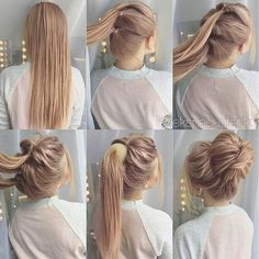 hair up for work \ hair updos . hair updos for medium hair . hair up . hair updos for long hair . hair up for work . hair updos for weddings Messy Bun Hairstyles, Trendy Hairstyles, Nurse Hairstyles, Wedding Hairstyles, Easy Hairstyles For Long Hair, Homecoming Hairstyles, Beautiful Hairstyles, Hairstyles For Working Out, Easy Professional Hairstyles