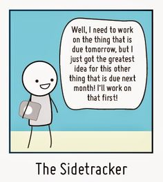 Friday Funny: ADDers, Masters of Procrastination #3