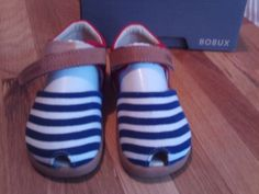 Baby-girls-shoes-sandal-size-23-EU-UK-size-6-Bobux-BNIB-039-Happylittlesoles-039