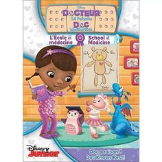 Doc McStuffins: School Of Medicine (Bilingual) for sale at Walmart Canada. Shop and save Movies & Music at everyday low prices at Walmart.ca