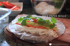 Easy peasy rice pape