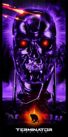 """Terminator Genisys"" Poster"