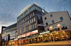 Best Western Plus John Bauer Hotel - Jönköping, Sweden - 105 Rooms - DUX Beds