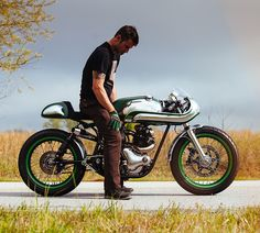 Norton Commando 750 by Fuller Moto