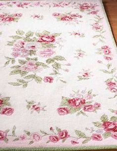 1000 images about rugs on pinterest shabby chic rug for Tapis shabby chic