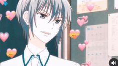 Discover recipes, home ideas, style inspiration and other ideas to try. Fruits Basket Anime, Anime Music Videos, Anime Songs, Anime Films, Anime Characters, Evil Anime, Anime Demon, Otaku Anime, Super Lovers Haru
