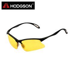 HODGSON TR90 Ultralight Polarized Cycling Fishing Sunglasses Sports Goggles MTB Bicycle Bike Glasses with Polarized  Lens 8001