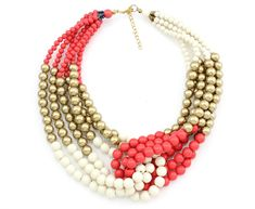 Chunky Necklace Statement