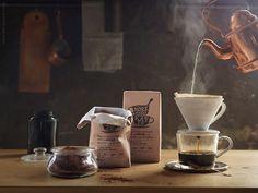 Ikea launches coffee range that is both organic and UTZ-certified Coffee Packaging, Coffee Branding, Pear Cider, Ikea New, Ikea Design, Salmon Dishes, Swedish Recipes, Dark Roast, Coffee Break