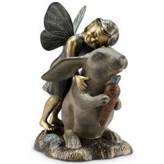SPI Home Happiness Garden Statue