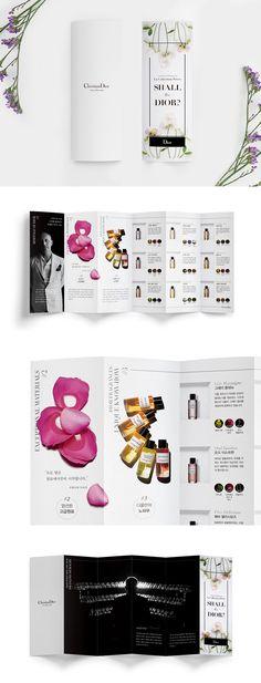 <DIOR > 디자인 나스 (designnas) 학생 광고 편집 디자인 - 리플렛 (advertisement leaflet)입니다. 키워드 : brand, ad, advertisement, leaflet, pamphlet, catalog, brochure, poster, branding, info graphic, design, paper, graphics, portfolio, dior, 디올, 리플렛, 뷰티, beauty, brand, 브랜드/디자인나스의 작품은 모두 학생작품입니다. all rights reserved designnas. Leaflet Layout, Leaflet Design, Ad Design, Identity Design, Flyer Design, Book Design, Layout Design, Graphic Design, Corporate Brochure Design