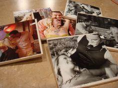 photo coasters #2