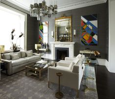 See more of Peter Mikic Interiors's Pembridge Gardens, London on 1stdibs