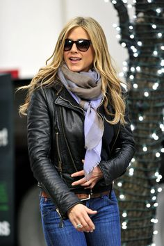 Love. Fall. Style. Jennifer Aniston style, fashion