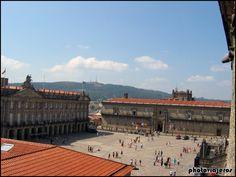 Plaza del Obradoiro   Santiago de Compostela Plaza, North West, Landscape, Travel, Santiago De Compostela, Scenery, Viajes, Destinations, Traveling
