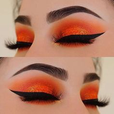 Our Saturday night inspiration is this 🍂 Autumn look🍂 by Makeup Artist using her Crownbrush 'Scandalous' Eyeshadow Palette Make - up 35 Colour Scandalous Eyeshadow Palette Makeup Goals, Makeup Inspo, Makeup Inspiration, Autumn Inspiration, Makeup Kit, Makeup Products, Makeup Ideas, Beauty Products, High Pigment Eyeshadow