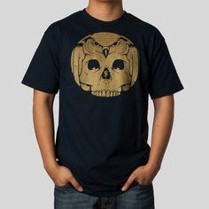 94a4e9b0e80a superfishal - Wisdome T-Shirt by Jeremy Fish Printed Shirts