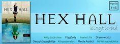Hex Hall blogturné | Blogturné Klub