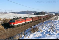 RailPictures.Net Photo: 1142.644 ÖBB Austrian State Railways ÖBB 1142 at Salzburg, Austria by Bahnfotografie.at