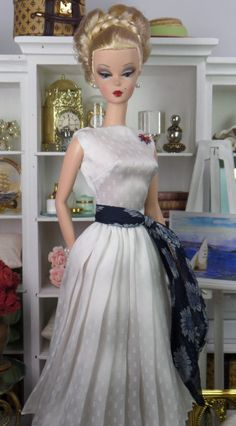 Sailing Takes me Away for Silkstone Barbie and by MatisseFashions